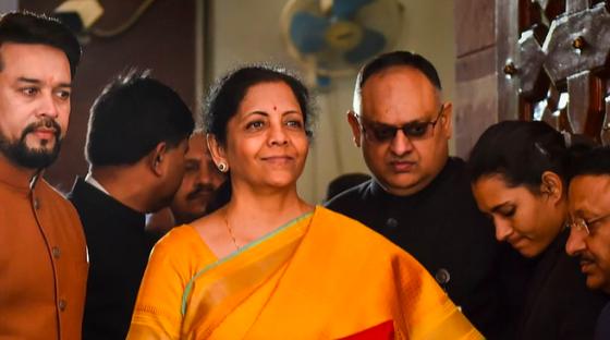 Nirmala Sitharaman | Budget 2020
