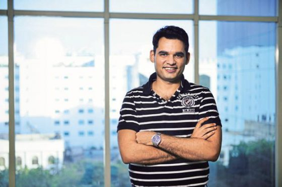 Abhiraj Bhal - Surviving the downturn ESOPs